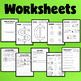 Australian Money Activities and Worksheets