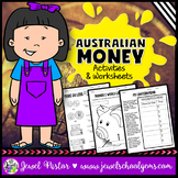 Australian Money Activities (Australian Worksheets)