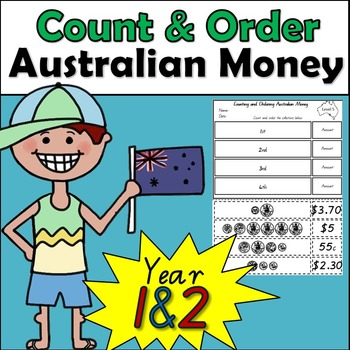 Count and Order Australian Money