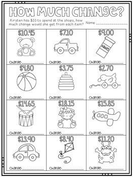 #christmascountdown Australian Money Activities - Count, Add & Calculate Change