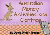 Australian Money Activities and Centres - Australia
