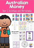Australian Money Activities and Worksheets Year 2