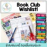 Australian Money Activity - Book Club Wishlist