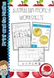 Australian Money Activity Worksheets