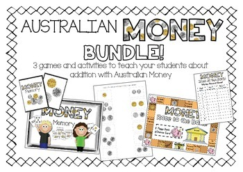 Australian Money BUNDLE!