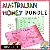 Australian Money BUNDLE - Year 4 Money activities