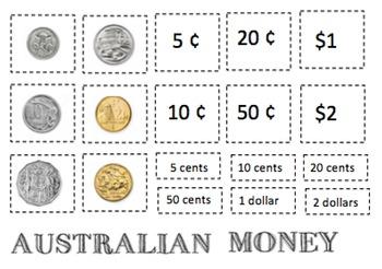Australian Money Booklet