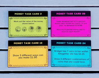 Australian Money Bundle - Math Pack