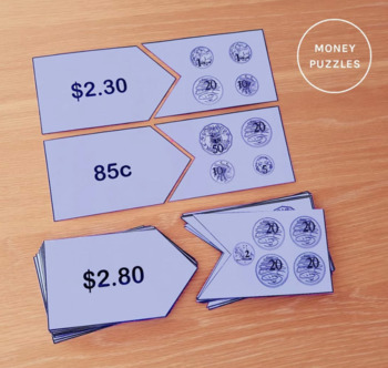 Australian Money Bundle - Math Pack