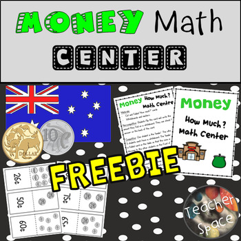 Australian Money Center FREEBIE