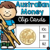 Australian Money Clip Cards