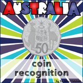 Australian Money Coin Recognition