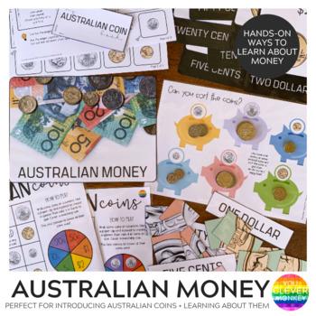Australian Money - Coins
