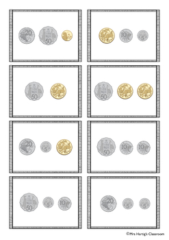 Australian Money - Counting Coins - Snap!