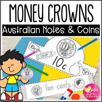 Australian Money Crowns! Queensland font options included