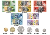 Australian Money Display