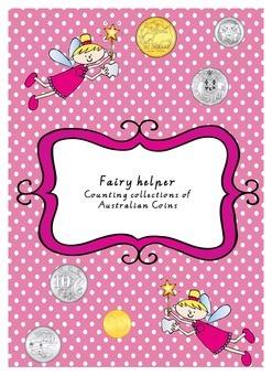 Australian Money : Fairy helper game