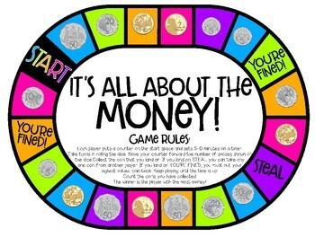 Australian Money Game
