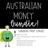 Australian Money Games Bundle