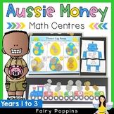 Australian Money Centres Years 1-3 {Games & Activities}