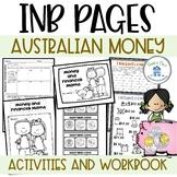 Australian Money Interactive Notebook