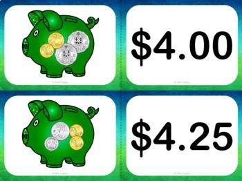 Australian Money Games Year 1/2