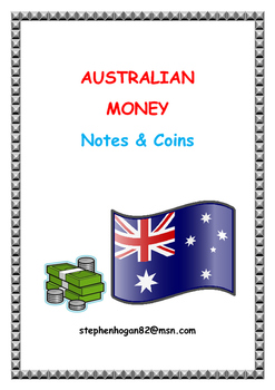 Australian Money - Notes & Coins