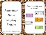 Australian Money - Notes VIC MODERN CURSIVE