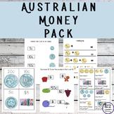 Australian Money Pack