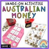 Australian Money Activity Pack - Hands on Australian Money
