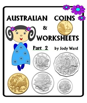 Australian Money Part 2 Australian Coins 5c -$2