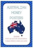 Australian Money Posters