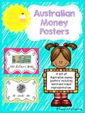 #ausbts18 Australian Money Posters