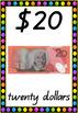 Australian Money Posters-Queensland Font
