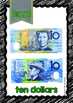 Australian Money Posters for Middle Primary