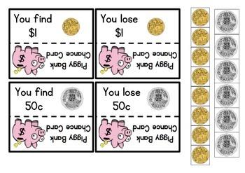 Australian Money- Race to the Bank!
