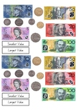 Australian Money Sort