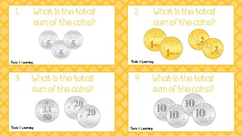 Australian Money {Task Cards}