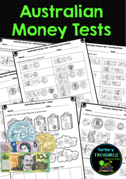 Australian Money Tests - Differentiated