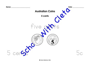 Australian Money (Coins): Their Images & Different Ways To Write Them