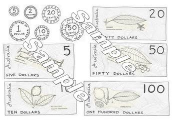Australian Money Unique and Lovely