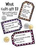 Australian Money 'What Coin Am I?' Activity