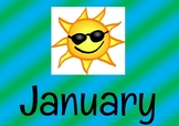 Australian Months of the Year