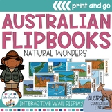 Australian Natural Wonders Flipbooks
