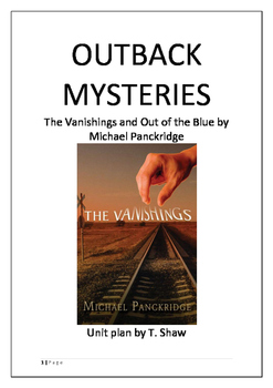 Australian Outback Mysteries by Michael Panckridge