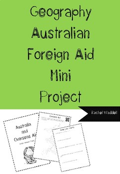 Australian Overseas Aid Mini Project