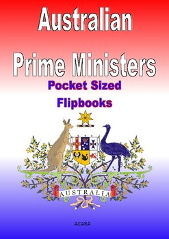 Australian Prime Ministers - Flipbook