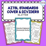 AITSL Standards Cover and Dividers *Glitter*