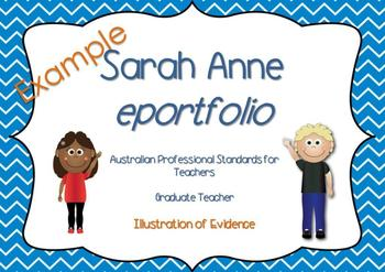 Australian Professional Teacher Standards Eportfolio