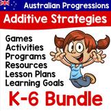 Australian Numeracy Progressions - Additive Strategies Bundle